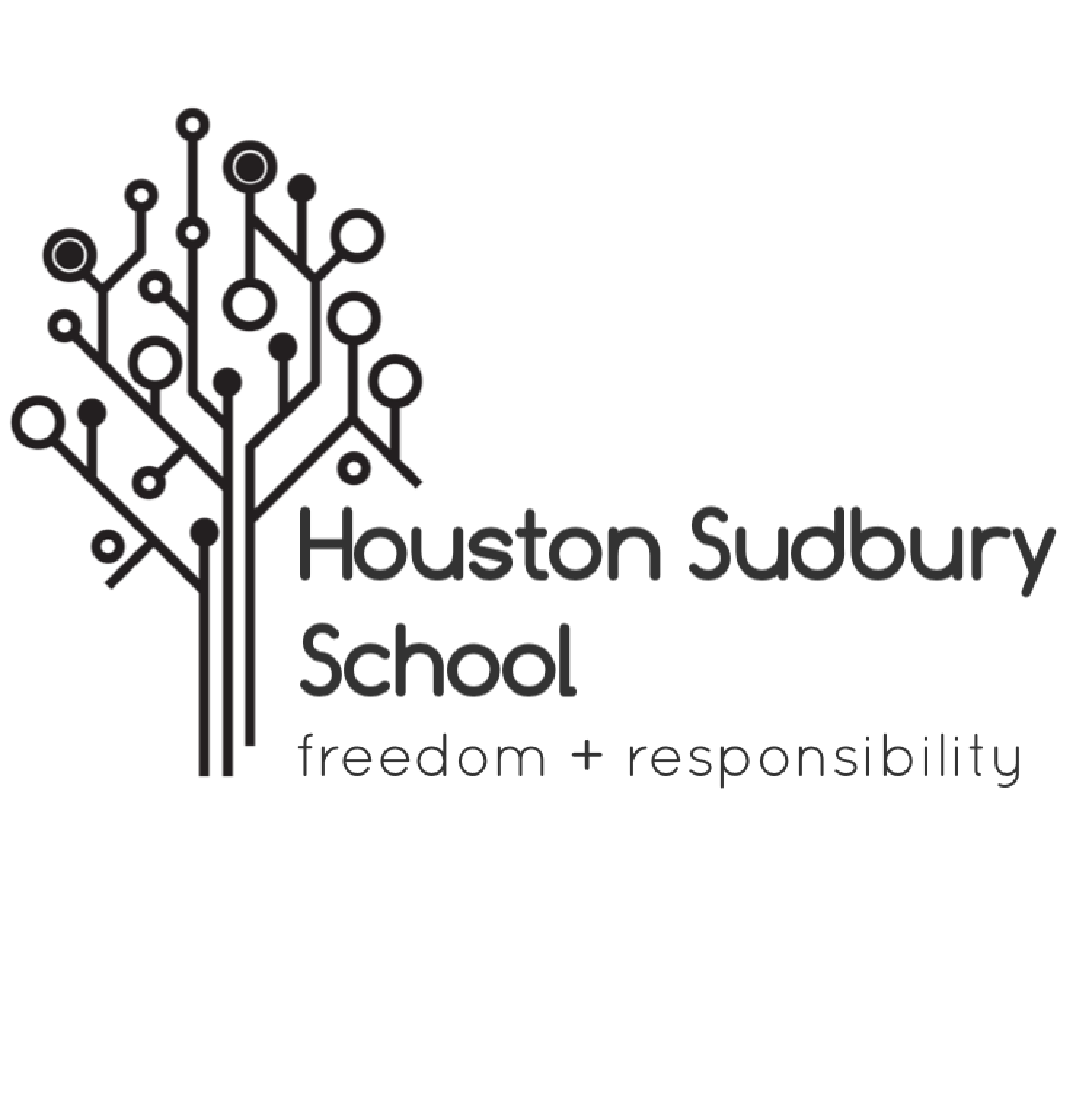 Houston Sudbury School logo