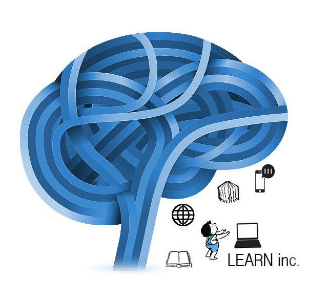 LEARN Inc. logo