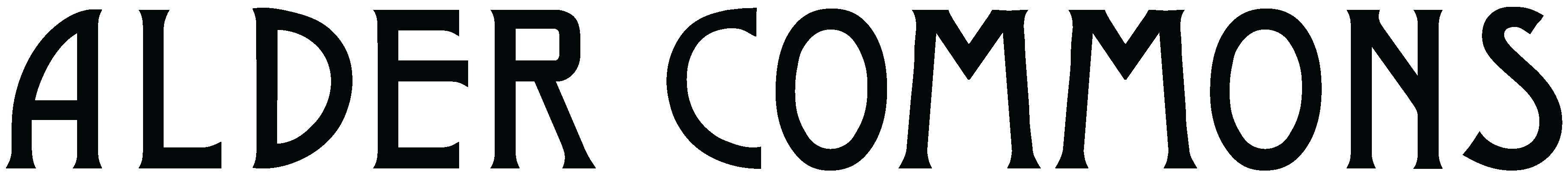 Alder Commons logo